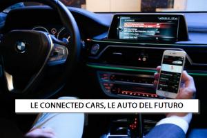 Read more about the article Connected cars: le funzionalità più avanzate