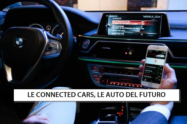 Connected cars: le funzionalità più avanzate