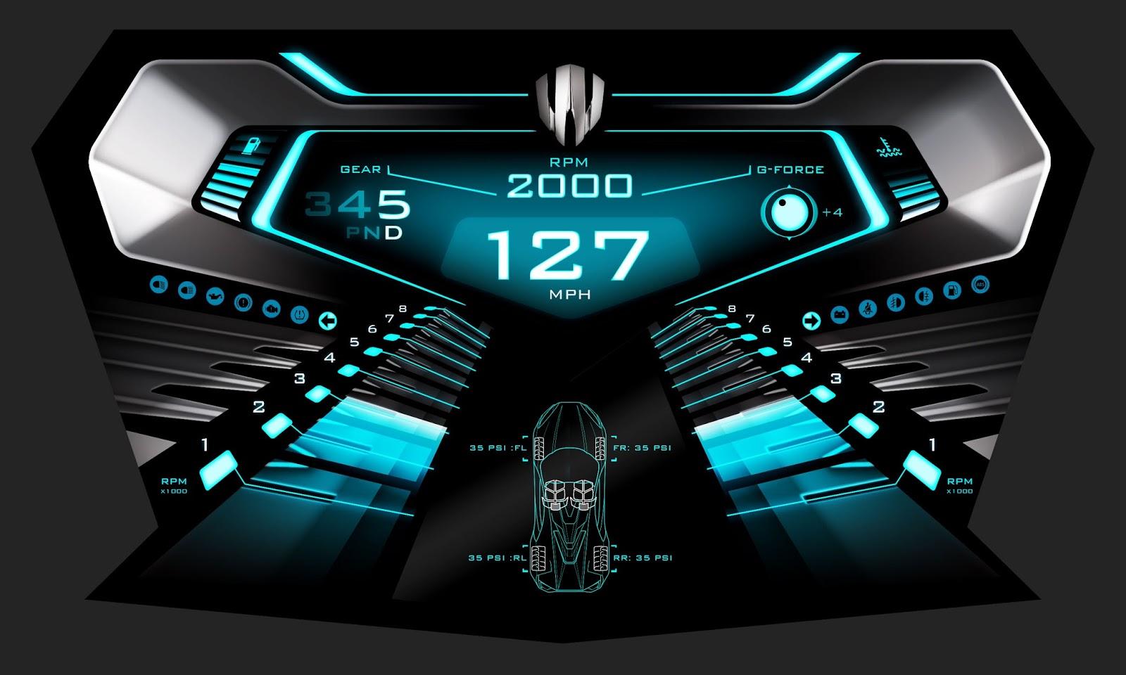 Il futuro dell'auto: connesso, condiviso, autonomo ed elettrico 5