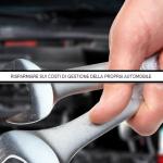Risparmiare sui costi di gestione dell'auto, con la tecnologia