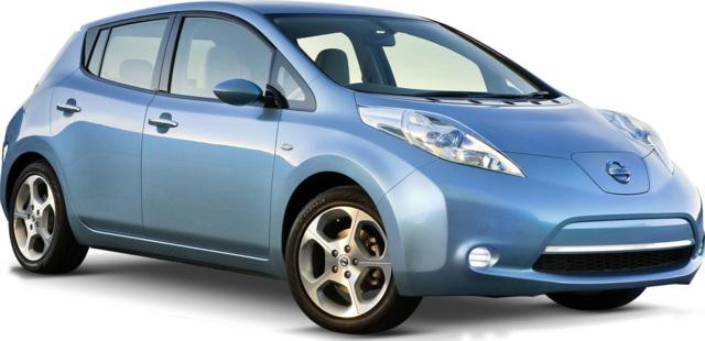 La Nissan Leaf è una delle auto elettriche più economiche