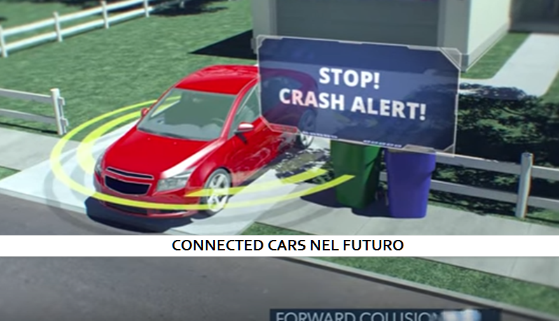 CONNECTED CARS nel futuro