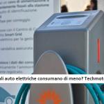Quali auto elettriche consumano di meno