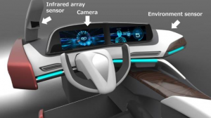 Contro i colpi di sonno alla guida ci pensa Panasonic con una guida e superba tecnologia