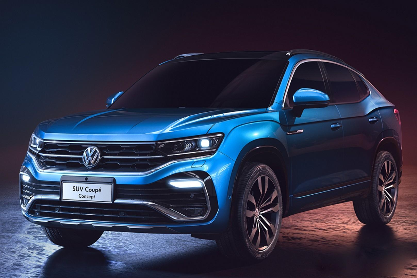 Read more about the article Volkswagen porta i SUV al top